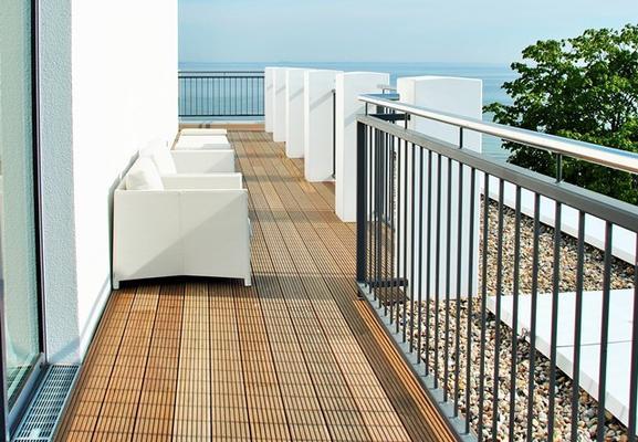 SeeHuus Hotel - Timmendorfer Strand - Balcon