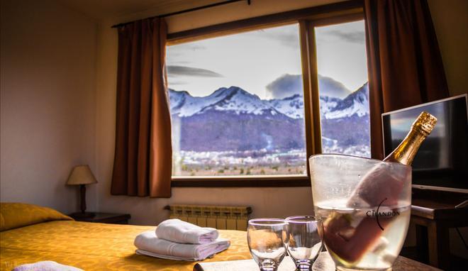 Hosteria Via Rondine - Ushuaia - Bedroom