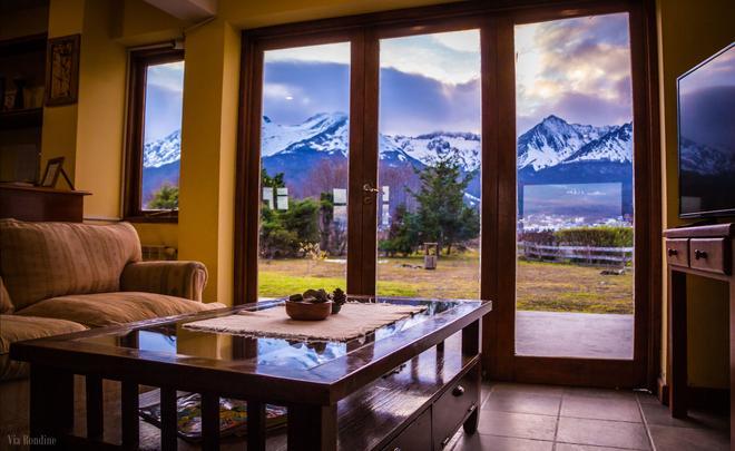 Hosteria Via Rondine - Ushuaia - Lobby