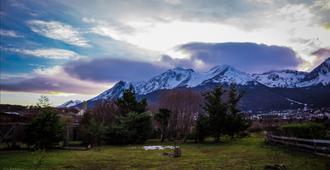 Hosteria Via Rondine - Ushuaia - Vista externa