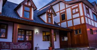 Hosteria Via Rondine - Ushuaia - Gebäude