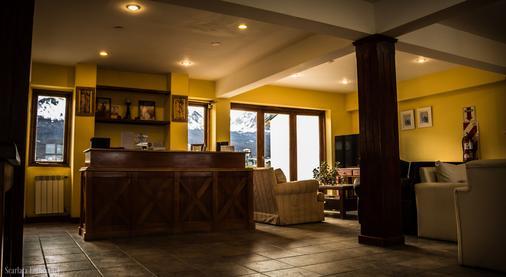 Hosteria Via Rondine - Ushuaia - Front desk
