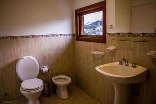 Hosteria Via Rondine - Ushuaia - Bathroom