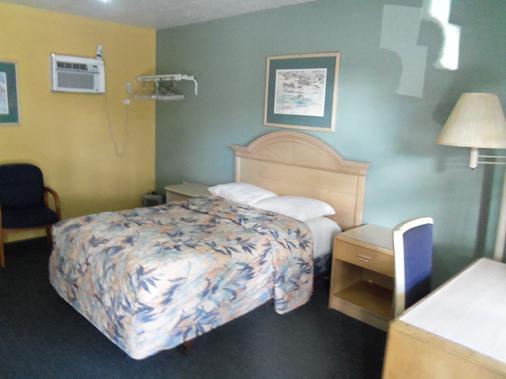 Palm Court Inn - Cocoa - Bedroom
