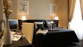 Hotel Latinum - Rom - Schlafzimmer