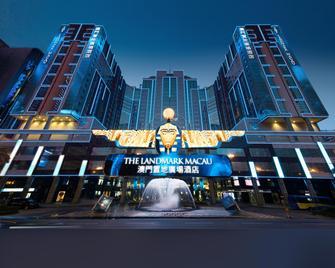 New Orient Landmark Hotel - Μακάου - Κτίριο