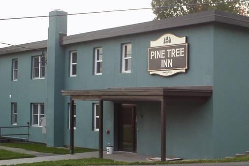 Pine Tree Inn - Bangor - Toà nhà
