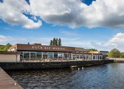 Duck Bay Hotel - Balloch - Bâtiment