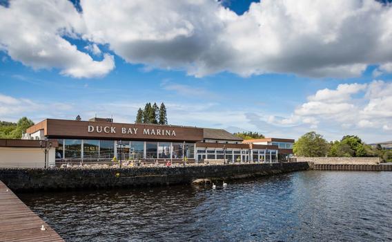 Duck Bay Marina >> Duck Bay Hotel Restaurant 127 1 9 2 Balloch Hotel