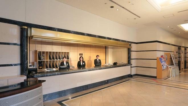 福岡運河城華盛頓酒店 - 福岡 - 櫃檯