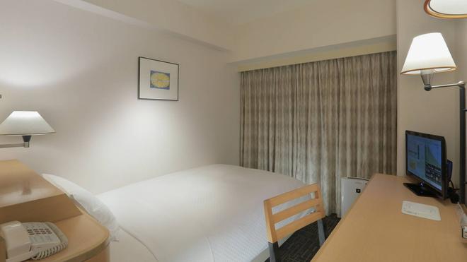 福岡運河城華盛頓酒店 - 福岡 - 臥室