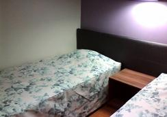 Hotel Spazzio Residence - Fortaleza - Phòng ngủ