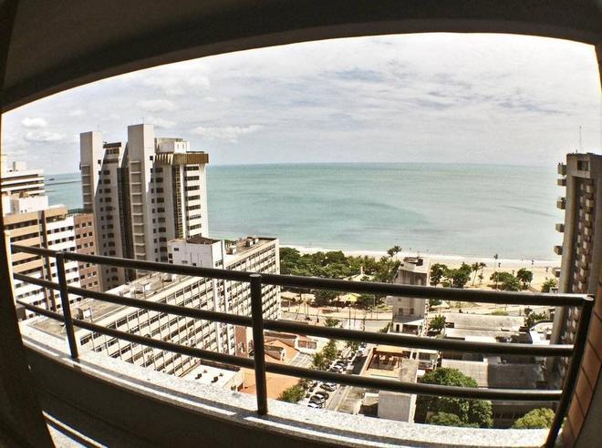 Spazzio Hotel Residence - Fortaleza - Balcón