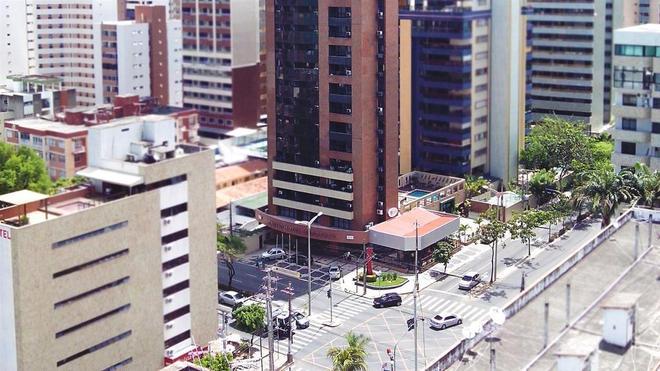 Spazzio Hotel Residence - Fortaleza - Edificio