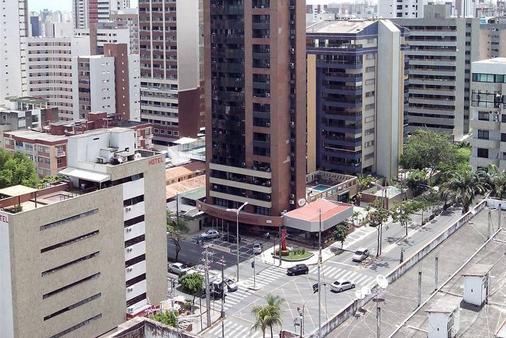 Hotel Spazzio Residence - Fortaleza - Toà nhà