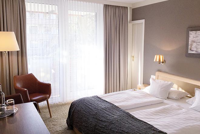 Hotel Ancora - Timmendorfer Strand - Bedroom