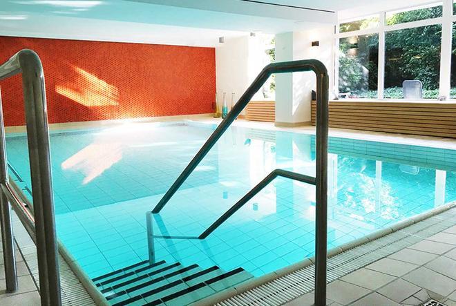 Hotel Ancora - Timmendorfer Strand - Pool