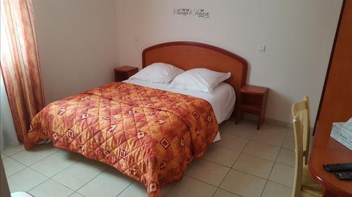 Auberge de la Méouge - Barret-sur-Méouge - Bedroom