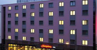 Hampton by Hilton Nuremberg City Centre - Norimberga - Edificio
