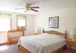 Glen Falls House - Round Top - Bedroom
