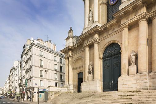 隆德雷斯聖諾里酒店 - 巴黎 - 巴黎