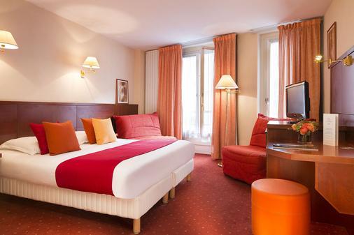 隆德雷斯聖諾里酒店 - 巴黎 - 巴黎 - 臥室