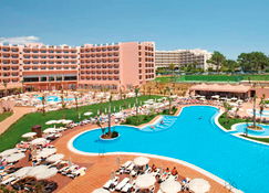 Hotel Riu Guaraná - Albufeira - Pool