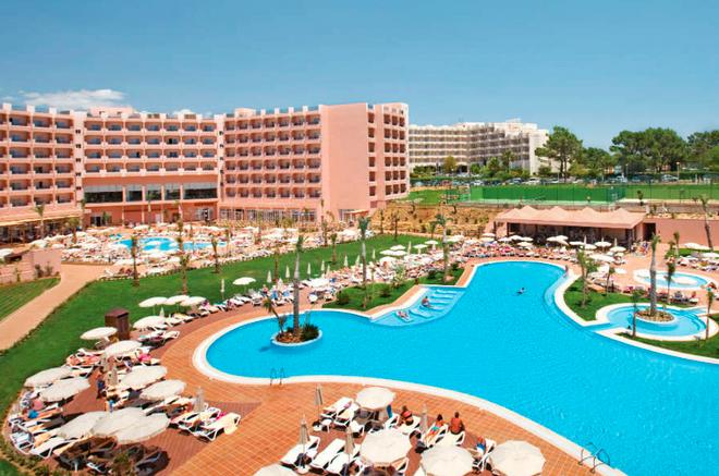 Riu 瓜拉那俱樂部酒店 - - 阿爾布費拉 - 阿爾布費拉 - 游泳池