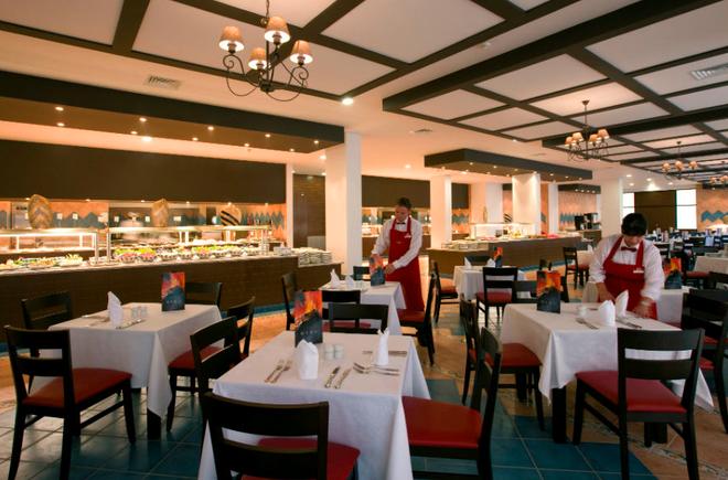 Riu 瓜拉那俱樂部酒店 - - 阿爾布費拉 - 阿爾布費拉 - 餐廳