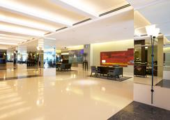 Manila Pavilion Hotel & Casino - Μανίλα - Σαλόνι ξενοδοχείου