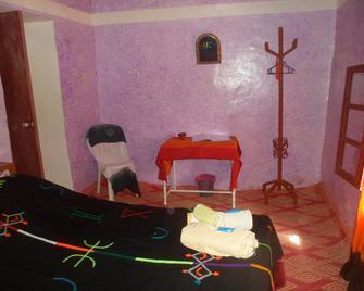 Maison D'hôtes Retour Au Calme - Tinghir - Bedroom