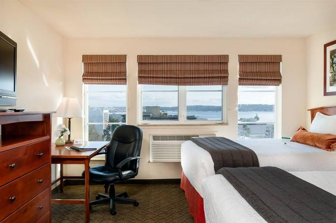Mediterranean Inn - Seattle - Phòng ngủ