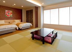 ホテル グラン・エムズ 京都 - 京都市 - 寝室