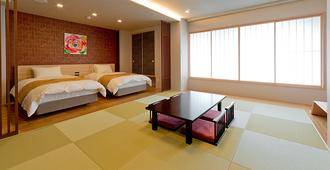 هوتل جران إم إس كيوتو - كيوتو - غرفة نوم