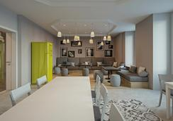 Hotel Central Luzern - Lucerne - Lounge