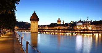 Hotel Central Luzern - Lucerne - Outdoor view