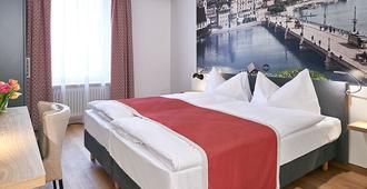 Hotel Central Luzern - Lucerne - Bedroom