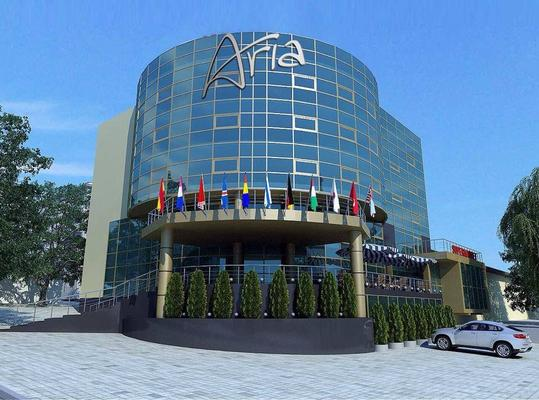 Aria Hotel Chisinau - Chișinău - Rakennus