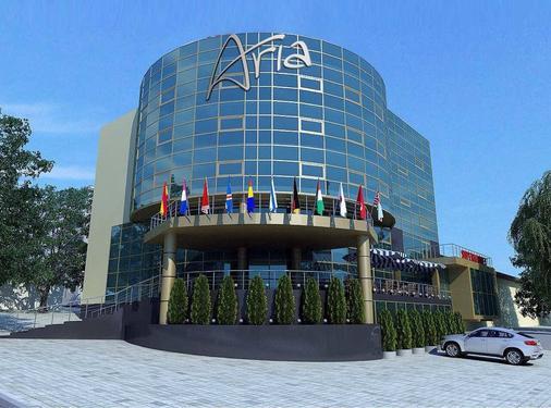 Aria Hotel Chisinau - Chisinau - Building
