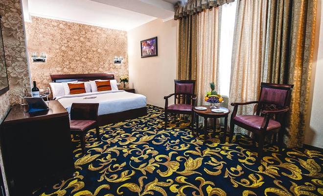 Aria Hotel Chisinau - Chișinău - Makuuhuone