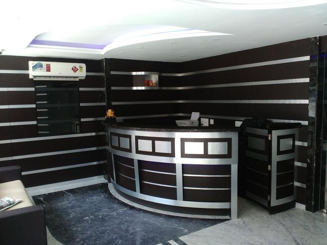 Hotel S G International - Dhanbād - Front desk