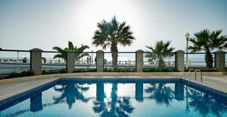 密特西斯維塔海灘酒店 - Rhodes (羅得斯公園) - 羅德鎮 - 游泳池