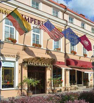 Imperial Hotel & Restaurant - Wilno - Budynek