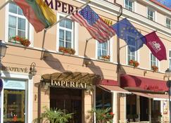 Imperial Hotel & Restaurant - Vilna - Edificio