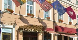 Imperial Hotel & Restaurant - Wilna - Gebäude