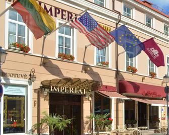 Imperial Hotel & Restaurant - Vilnius - Building