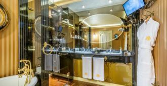 Imperial Hotel & Restaurant - וילנה - חדר רחצה