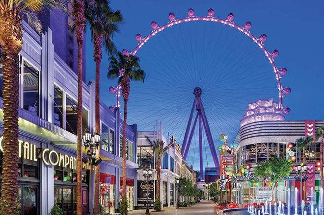 The Cromwell - Лас-Вегас - Достопримечательности