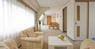 Elite Inn Tokyo Apartments - Tóquio - Sala de estar