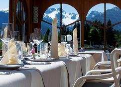 Naturhotel Lechlife - רוטה - מסעדה